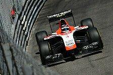Formel 1 - Erste WM-Punkte gekostet: Chilton: R�ikk�nen-Ber�hrung �rgerlich