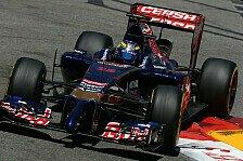 Formel 1 - �berhitzungsproblem als Ausfallgrund: Toro Rosso: Modifikation am Auspuff vorgenommen