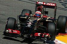 Formel 1 - Gl�ck des T�chtigen: Gerard Lopez: Grosjean nicht aggressiv genug