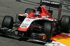 Formel 1 - Die Entwicklung best�tigen: Marussia Vorschau: Kanada GP
