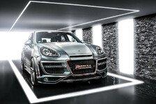 Auto - Sportlich-dynamische Hochform : Gepfefferter Porsche Cayenne von Regula Exclusive