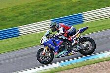 Superbike - Ein rabenschwarzer Tag f�r Laverty: Lowes gewinnt Vertrauen in Donington Park