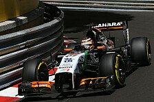 Formel 1 - Vettel in der WM �berholt: H�lkenberg auf Stahl zu Platz 5