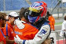 ADAC Formel Masters - Meisterschaftsf�hrung zum Greifen nah: G�nther mit Rekordsieg in der Lausitz