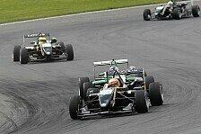 Formel 3 Cup - Tabellenf�hrung weiter ausgebaut: Lausitz: Leichtes Spiel f�r Markus Pommer