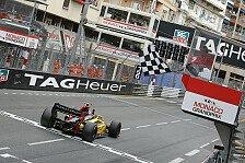 WS by Renault - Erster Sieg: Nato triumphiert in Monaco