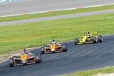 ADAC Formel Masters - Dienst und G�nther siegen: M�cke: Prima Vorstellung beim Heimspiel