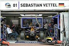 Formel 1 - Es muss etwas passieren...: Horner: Renault-Performance nicht akzeptabel