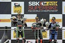 Superbike - Sykes holt das Double: Stimmen vom Podium