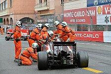 Formel 1 - Nachteile nicht mehr wettzumachen: Jordan r�t Sauber zum Verkauf des Teams