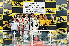 ADAC GT Masters - Ex-Formel-1-Pilot Alguersuari Siebter: Erster Saisonsieg f�r BMW durch H�rtgen/Baumann