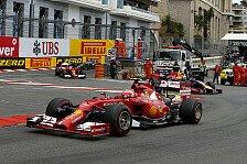 Formel 1 - Verwarnung und Chilton bei den Stewards gepetzt: R�ikk�nens verkorkster Sonntag