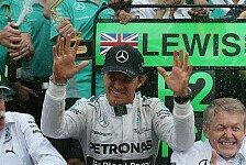 Formel 1 - Mercedes mit f�nftem Doppelsieg in Serie: Monaco GP - Team f�r Team