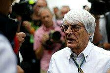 Formel 1 - Dolmetscherin muss nach einer Stunde gehen: Zeugin entlastet Ecclestone am Eklat-Tag