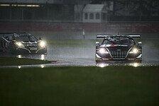 Blancpain GT Serien - Rote Flaggen, Unwetter und Safety-Cars: Quali-Rennen geht an Audi