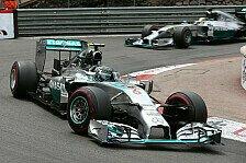 Formel 1 - Mit Z�hnen und Klauen: Mercedes Vorschau: Kanada GP