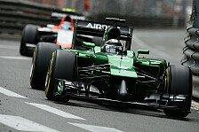 Formel 1 - Hoffen auf Regen: Caterham Vorschau: Kanada GP
