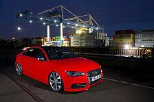 Auto - Der Tief(f)lieger: Audi S3 Limo by SR Performance