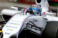 Formel 1 - Mercedes-Motor macht Mut: Williams Vorschau: Kanada GP