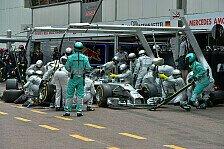 Formel 1 - Williams und Ferrari top: Monaco GP - Die Boxenstopp-Analyse