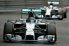 Formel 1 - Immer nach Rosberg auf der Strecke: Coulthard: Hamilton muss Strategie �berdenken