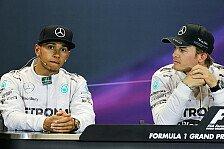 Formel 1 - Hamilton hat den Speed, Rosberg das bessere Paket: Hamilton vs Rosberg: Wie Senna vs. Prost?
