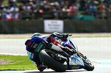 Superbike - F�r Lowes ist Sepang eine weitere neue Strecke: Laverty: Nach Entt�uschung zur�ck aufs Podest