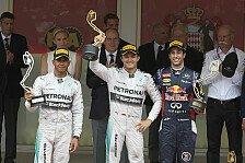 Formel 1 - Bilder: Monaco GP - Parc Ferme & Podium