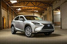 Auto - Erster Lexus im Segment der kompakten Premium SUVs: Der neue Lexus NX