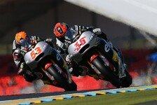 Moto2 - Viele Fahrer klopfen an die T�r: Bartholemy: Stolz und Sorgen