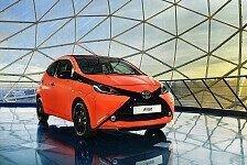 Auto - Zweite Modellgeneration: Produktionsstart des neuen Toyota AYGO