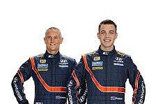 WRC - Gro�artiges Umfeld zum Lernen: Paddon: Bei den Testfahrten extrem viel gelernt