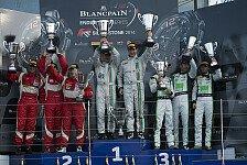 Blancpain GT Serien - Mattschull mit Erk�ltung unterwegs: GT Corse holt Klassensieg in Silverstone