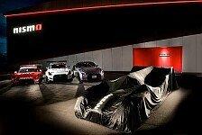 WEC - Angriff auf Le Mans und die WM: Ab 2015 LMP1: Nissan bringt den GT-R LM Nismo