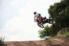 MX/SX - Training in Lommel und Olmen: Max Nagl zur�ck auf dem Motorrad