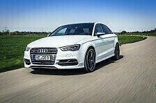 Auto - Achtung Stufe! 370 PS, 460 Nm: Die ABT S3 Limousine