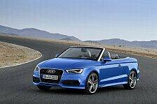 Auto - Bilder: Das Audi A3 Cabrio