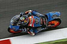 Moto3 - Rins st�rzt heftig: Marquez sichert sich die Pole Position