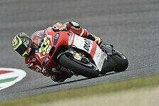 MotoGP - Alle Ducati-Fahrer haben das gleiche Problem: Crutchlow hat die Schnauze voll