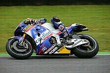 MotoGP - Punktehamster Aoyama: Abraham jubelt: Davon haben wir getr�umt