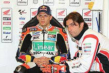MotoGP - Abflug bei hoher Geschwindigkeit: Schwerer Sturz von Bradl �berschattet Warm-Up