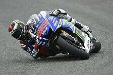 MotoGP - Einfach zu fahrende Maschinen als Vorteil: Lorenzo will ohne unn�tigen Kraftaufwand zum Sieg