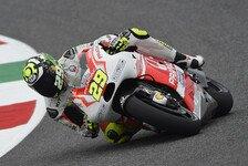 MotoGP - Das Motorrad ist unglaublich: Iannone erstmals in Reihe eins