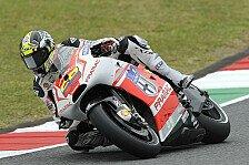 MotoGP - Lange Gesichter bei Redding, Abraham und Aoyama: Hernandez jubelt: Endlich passt mein Motorrad