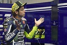 MotoGP - Erfahrung und Gelassenheit: Rossi: Alter hat auch Vorteile