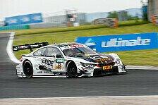 DTM - Zufrieden ist untertrieben: BMW und irgendwann der Rest der Welt
