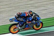 Moto3 - �ttl und Gr�nwald steigern sich: Marquez legt am Samstagmorgen vor