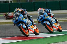 Moto3 - Rins: Schnelle Runde alleine unm�glich: Miller und Kornfeil nach Boxentrick in Reihe eins