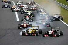 Formel 3 EM - Aufholjagd in Budapest: Ungarn, Rennen 1: Blomqvist schl�gt Ocon