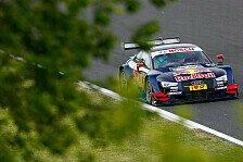 DTM - Diesmal den Pokal mitnehmen...: Norisring: Die Stimmen der Audi-Fahrer